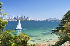 View of #Sydney Harbour from Bradley's Head, Mosman. #Australia  http://www.tripadvisor.com.au/ShowForum-g255060-i122-Sydney_New_South_Wales.html