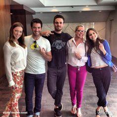 Arrow Cast!