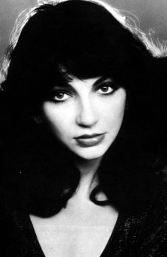 Kate Bush poster Metal Sign Wall Art 8in x 12in