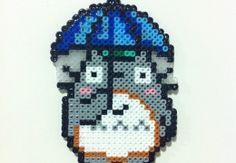 My Neighbor Totoro perler beads