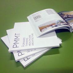 Libros fresados personalizados para PMMTARQ.