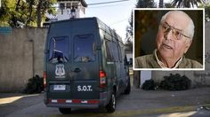 Chile: Se suicida de un tiro ex jefe represor de Pinochet