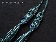 水晶 ネックレス