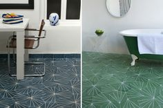 Tiles by Swedish design group, Claesson Koivisto Rune. (Dandelion; Marrekech Collection, 2012)