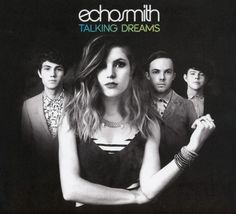 album cover art [01/2015]: echosmith ¦ talking dreams |