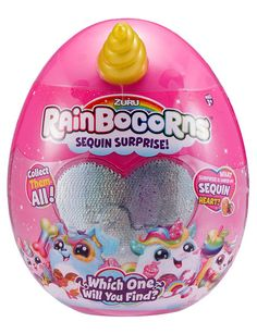 Jucarie Zuru de Plus Unicorn Curcubeu in Ou Surpriza, Galben - eMAG. Little Girl Toys, Baby Girl Toys, Toys For Girls, Kids Toys, Baby Dolls, Rainbow Corn, Princess Toys, Baby Doll Accessories, Lol Dolls