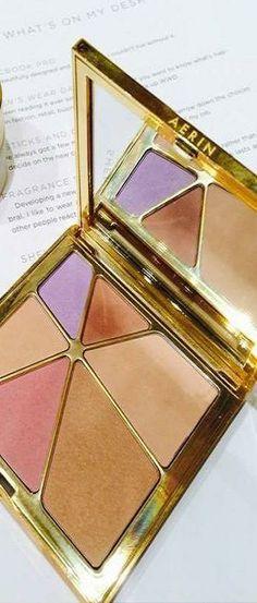 Aerin beauty kaleidolight palette    LBV ♥✤   KeepSmiling   BeStayBeautiful