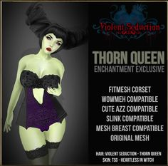 Violent Seduction  - Stamp Prize http://maps.secondlife.com/secondlife/Dark%20Matter/192/52/3002