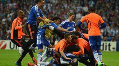 Chelsea FC - Champions League winners 2012