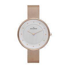 Skagen Damen-Uhren, 114,37 Euro: Amazon.de: Uhren