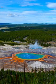 Yellowstone National Park 4