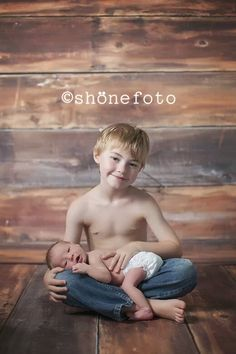 Brothers - photo idea for Cindy