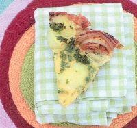 Aardappeltortilla met peterselie & gekarameliseerde ui – Paasrecepten.net