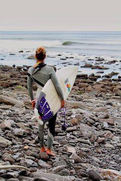 Magic surf spot
