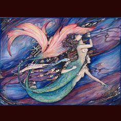 MERMAIDS~original mermaid picture~