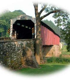 Pennsylvania Covered Bridges, by County