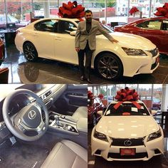 Hugo, one of our awesome Sales Managers, approves of this beautiful #2015LexusGS350 #FSPORT for #FSportFriday! With 311 horsepower, gorgeous attention to detail, and superior handling, this vehicle will turn heads & steal hearts #Lexus #LexusGS #Portland Lexus Gs, Automotive Engineering, Sports Models, Portland, Hearts, Detail, Vehicles, Awesome, Car