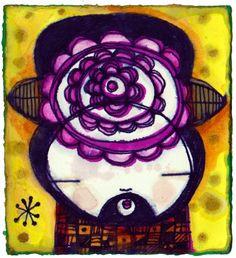 artwork by maya gonzalez  www.mayagonzalez.com