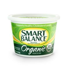 Smart Balance Whipped Buttery Spread Organic is 100% vegan. Can be used just like regular butter.