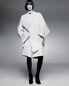 visual optimism; fashion editorials, shows, campaigns & more!: of ivory and gray: sam rollinson by karim sadli for the nyt t style women's fall fashion 2013