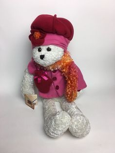 """Chantilly Lane Musicals 22"""" Animated Bear in Pink Sings """"My Favorite Things""""  #ChantillyLane #AllOccasion"""