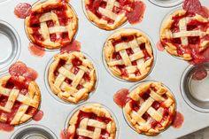 Strawberry Filling, Strawberry Desserts, Mini Desserts, Raspberry Recipes, Lemon Recipes, Kraft Recipes, Dessert Recipes, Mothers Day Desserts, Torte Recipe