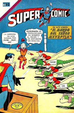 Superman | 6 NÚMS. | CBR | Español http://ift.tt/2i2AW9w