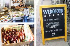 Restaurant We do Food   Gezonde lunch, brunch of avondmaaltijd   Meatpacking District   Vesterbro (ook in Osterbro)   www.wedofood.dk