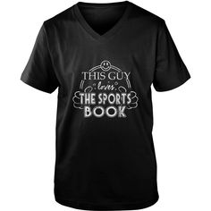 Guy Loves The Sports Book - Mens Premium T-Shirt  #gift #ideas #Popular #Everything #Videos #Shop #Animals #pets #Architecture #Art #Cars #motorcycles #Celebrities #DIY #crafts #Design #Education #Entertainment #Food #drink #Gardening #Geek #Hair #beauty #Health #fitness #History #Holidays #events #Home decor #Humor #Illustrations #posters #Kids #parenting #Men #Outdoors #Photography #Products #Quotes #Science #nature #Sports #Tattoos #Technology #Travel #Weddings #Women