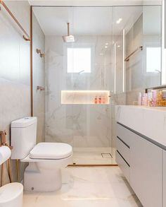 Luxury home design for Master Bathrooms Bathroom Design Luxury, Bathroom Layout, Modern Bathroom Design, Small Bathroom, Master Bathrooms, White Bathrooms, Luxury Bathrooms, Bathroom Ideas, Home Design Decor