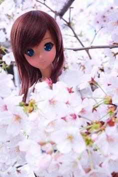 Smart Doll Ebony by dark_303RDH