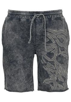 """Pantaloncini uomo """"Back Again"""" del brand #OuterVision."""
