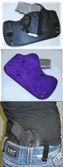 """Looper Law Enforcement Pin-up Collection - """"The Ava"""" In Waistband (IWB) Holster"""