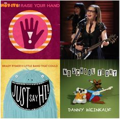 An entire free playlist to download for Mother's Day! Nice gift from some of the best artists from Lisa Loeb to Brady Rymer.