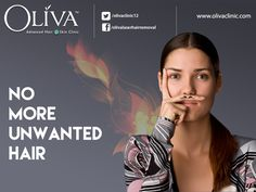 Do you have unwantedHair on your body? Do you want know how to get rid of unwanted hair on your Body? Do you want to know about pain free unwanted laser removal treatment? You can visit for unwanted hairremoval treatment at Oliva Clinic in Hyderabad By export cosmetic dermatologist.