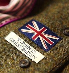 British Tweed - doesn't get much better than this. Style Blog, Tartan, Best Of British, British Style Men, British Fashion, European Style, Tweed Run, Horse Books, Union Flags