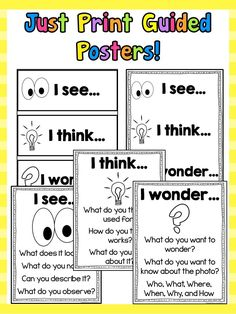 see wonder think - Google Search