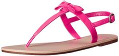 The Children's Place Girl's Candy Bow Thong Sandal (Little Kid/Big Kid) *** Quickly view this special  product, click the image : Girls sandals