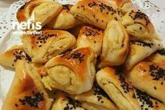 Patatesli Peynirli Üçgen Poğaça Tarifi Shrimp, Chicken, Meat, Food, Essen, Meals, Yemek, Eten, Cubs
