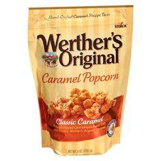 Werther's Original Popcorn Caramel