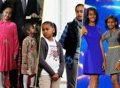 Barack Obamas daughters Malia and Sasha have grown up Mr Obama, Obama 2008, Barack Obama Family, Malia Obama, Obama Daughter, First Daughter, Mother Daughters, Barrack And Michelle, Michelle Obama