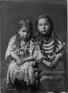 Native American Girls.