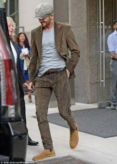 22 Best David Beckham Style images  c4536c7a7006