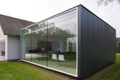 cocoon architecten: framework house