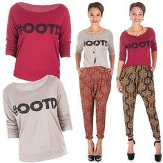 #OOTD Shirts! http://www.shoxie.com/burgundy-ootd-shirt.html