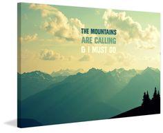 The Mountains Text