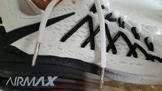 timeless design e0bd7 7cc43 Martha Air Max 2016 White and Black. Martha Sneakers