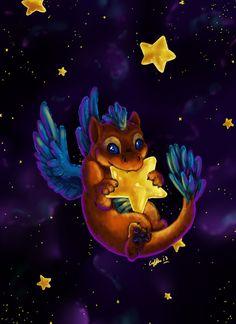 Star Eater by *SilverFlight on deviantART