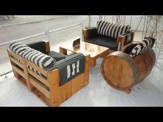 """Képtalálat a következőre: """"pallet furniture cafe bar"""""""