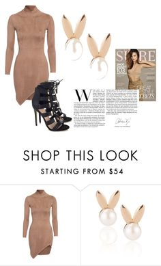"""miranda"" by mercelago on Polyvore featuring moda, Kerr®, Aamaya by priyanka i Lipsy"